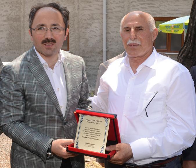 Tuzla'da Hz. Osman Camisi İbadete Açıldı