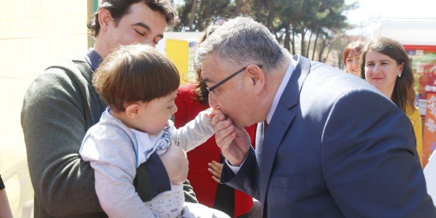 Başkan Kesimoğlu '21 Mart Down Sendromu Farkındalık Günü' etkinliğine katıldı