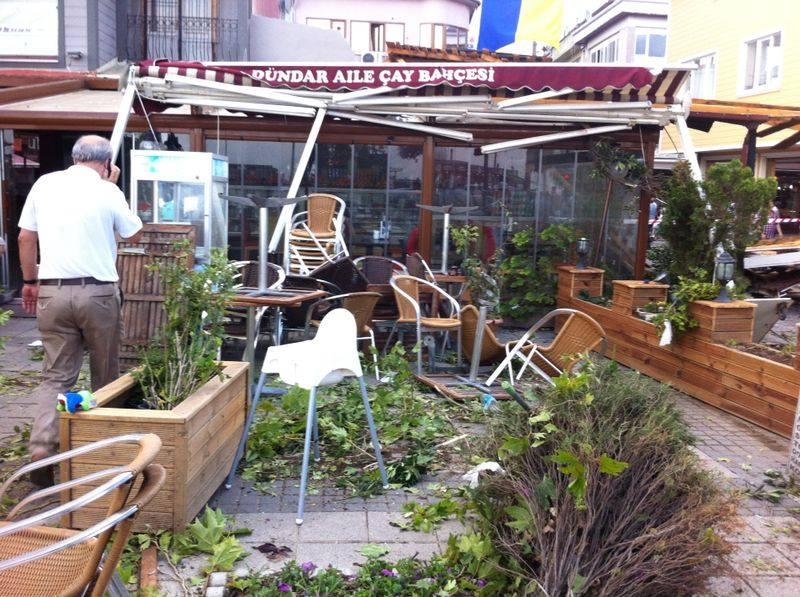 İstanbuldaki Yağışların Bilançosu