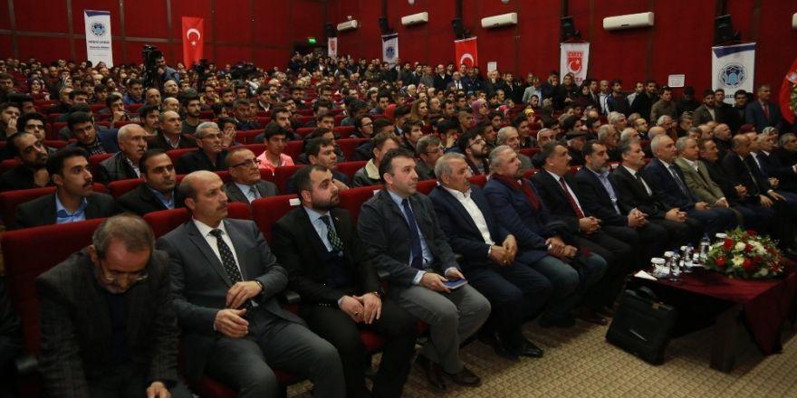 'Terörle Mücadelede Fırat Kalkanı ve Türkiye' konusu ele alındı