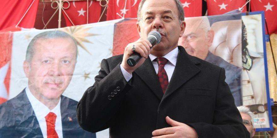 """Bakan Akdağ: """"Kılıçdaroğlu'nun yanında FETÖ, Kandil, arkalarında da bazı Avrupalı ülkeler var"""""""