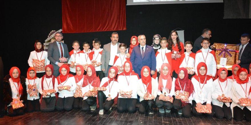 Viranşehir'de 18 Mark Çanakkale Zaferi kutlaması