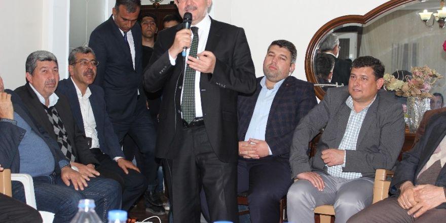 """AK Partili Ünüvar:""""Cumhurbaşkanlığı hükümet sistemi Türkiye'yi vesayet odaklarından kurtaracak"""""""