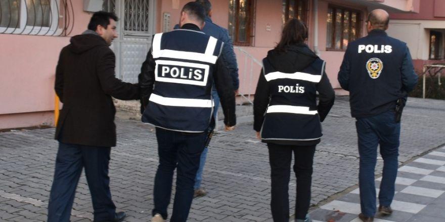 Aksaray merkezli 7 ilde FETÖ operasyonu: 22 gözaltı