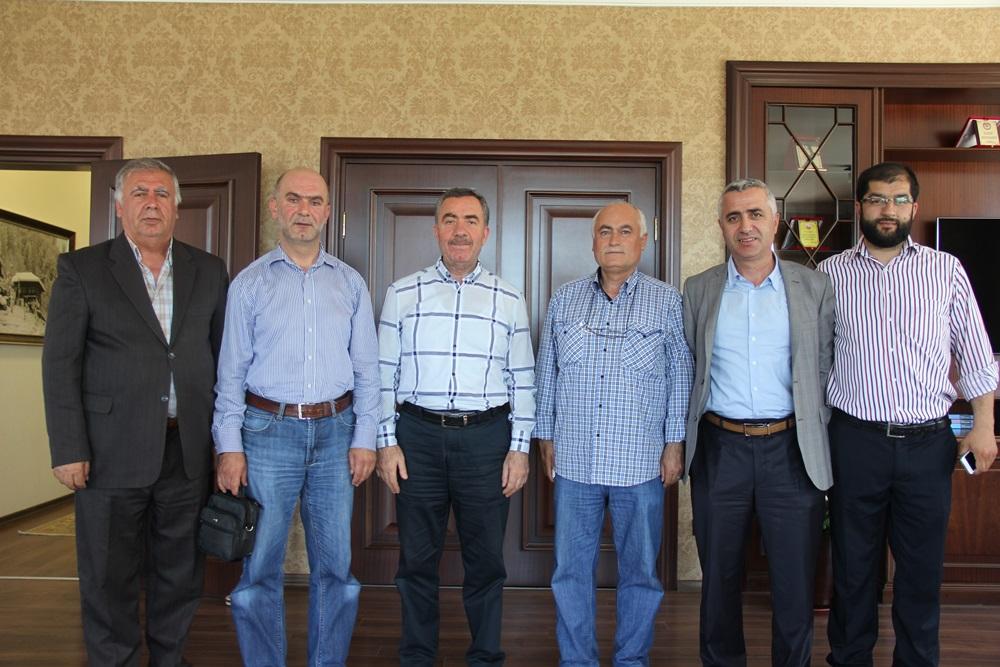 AYGAD'dan Bir Ziyarette Çekmeköy Belediyesine