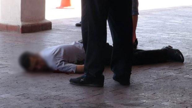 Banka Görevlisini Öldüren Zanlılar Otomobili Bırakıp Kaçtı