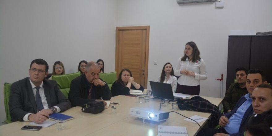 Çevre Yönetim Sistemi temel uygulama eğitimi