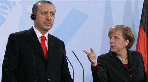 Erdoğan, Merkel, Putin ve Ruhani ile telefonda görüştü