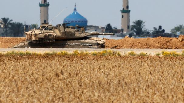 İsrail yeniden saldırdı