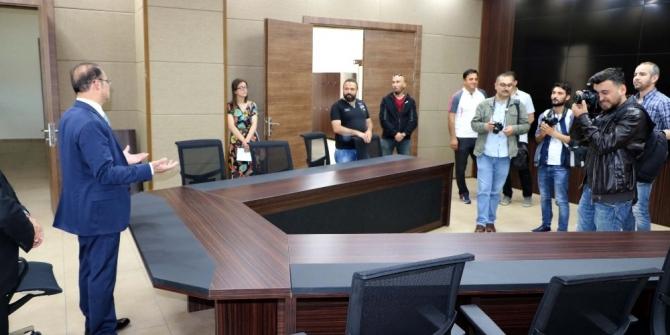 Yozgat Valiliği yeni binasında hizmete başladı