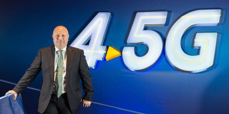 """Turkcell: """"4.5G'nin birinci yılında dünyanın en hızlı interneti Türkiye'de"""""""
