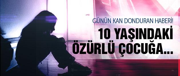 Diyarbakır'da korsan taksici 10. Yaşındaki Çocuğa..
