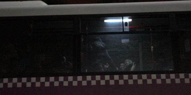 Yurda kaçak giren 31 Pakistanlı yakalandı
