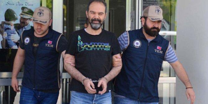 """FETÖ'nün """"altın çocuğu"""" eski İstihbarat Şube Müdürü Zeki Güven tutuklandı!"""