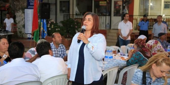 """Çerçioğlu; """"Ramazan bereket getirsin"""""""