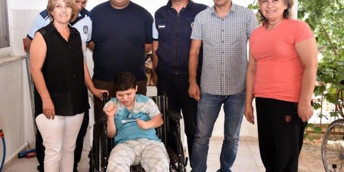 Didim Belediyesi engellilere sahip çıkıyor