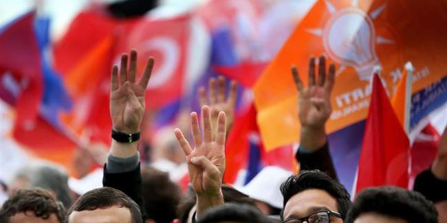 """AK Parti 14 maddelik seçim klavuzunu adaylarına verdi """" Tartışmaktan uzak durun"""""""