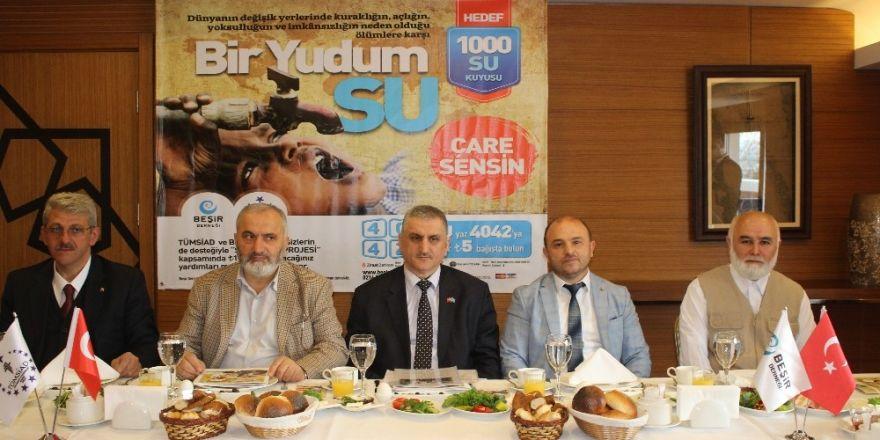 'Su Kuyu Projesi' Kocaeli'de tanıtıldı