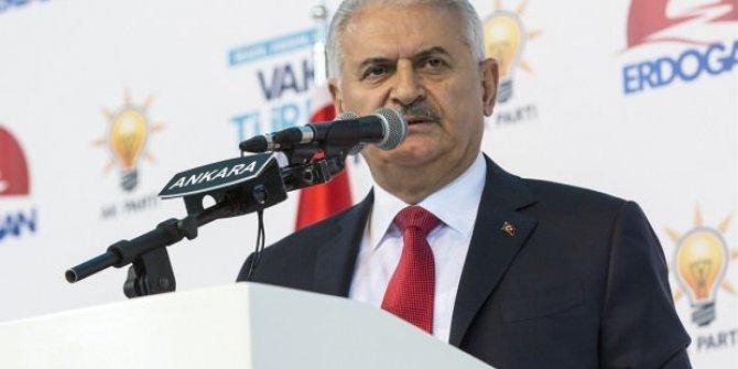 İzmir'e yapılacak havalimanının adı ne olacak? Başbakan Binali Yıldırım açıkladı
