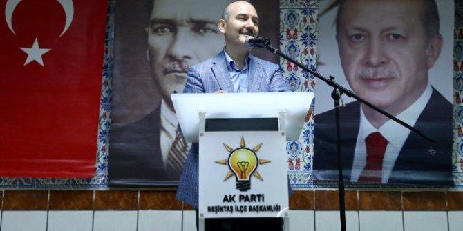 Soylu'dan muhalefete sert ' Selahattin Demirtaş ' tepkisi