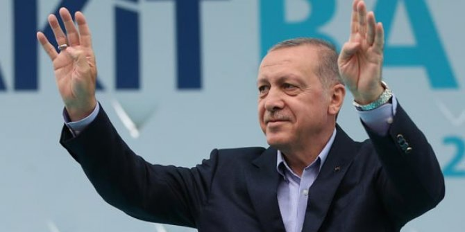 Cumhurbaşkanı Erdoğan'dan İnce'ye: Hadi gel bakalım