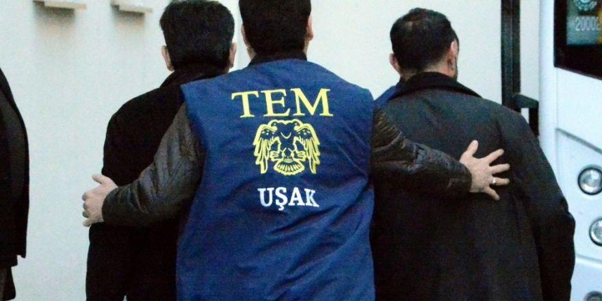 Uşak'ta PKK/KCK operasyonu: 10 gözaltı