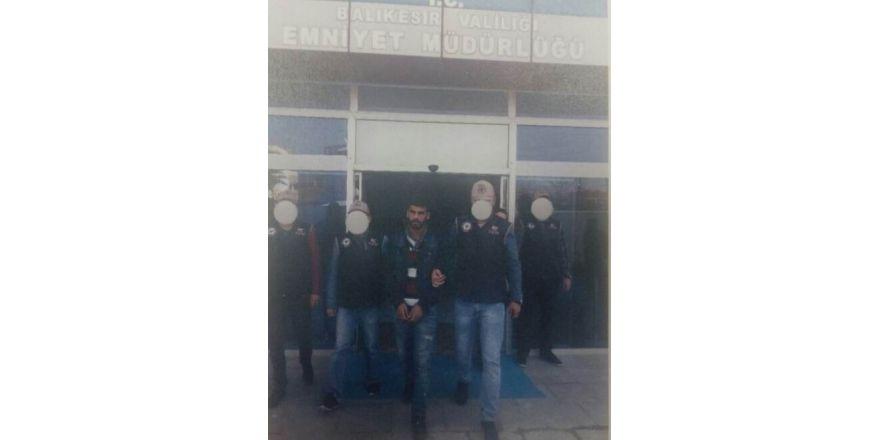 Polisten PKK operasyonu