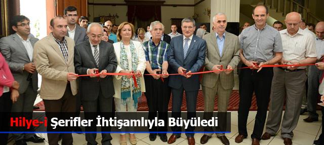 Mehmet Akif Ersoy Kültür Merkezinde Sergi Açılışı