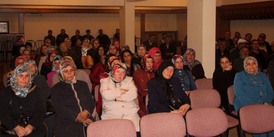 Taşköprü'de 120 kişi iş sahibi oldu