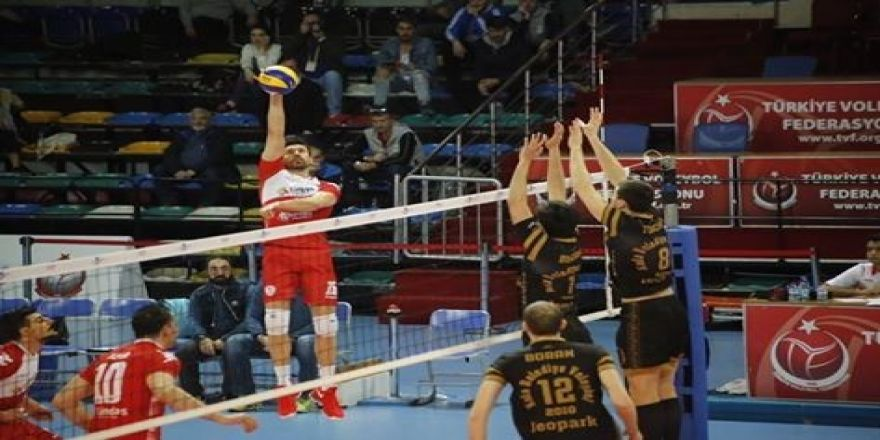 Jeopark Kula Belediyespor, namağlup finallerde