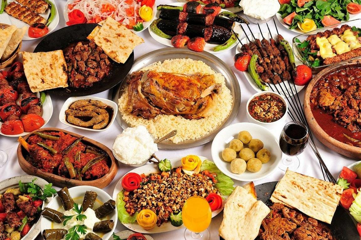 Ramazan İftar Menüleri
