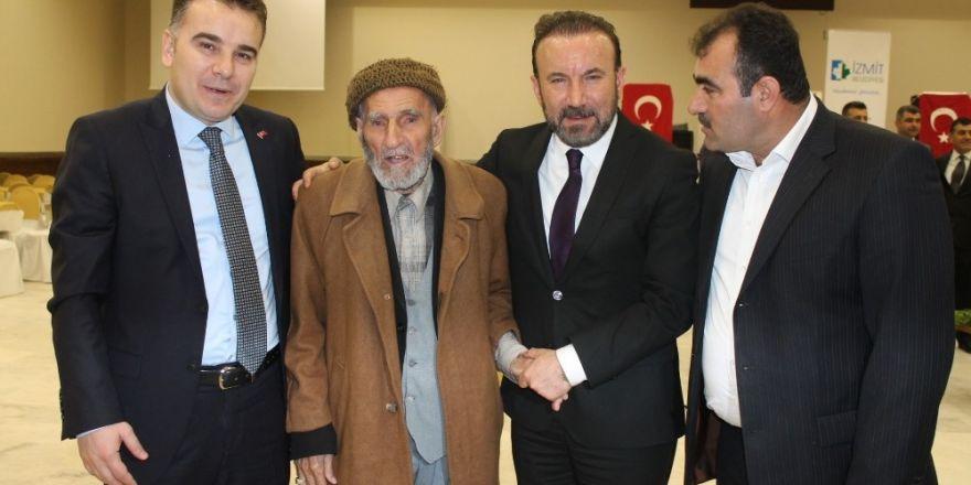 """Başkan Doğan: """"Kızıltepe'ye hizmetlerimizle birlikte sevgimizi de götürdük"""""""