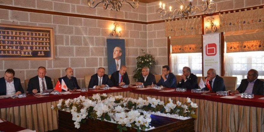 Başkanlar birliği Ankara'da buluştu