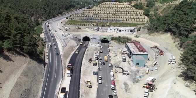 Sabuncubeli Tünelleri ile ilgili görsel sonucu