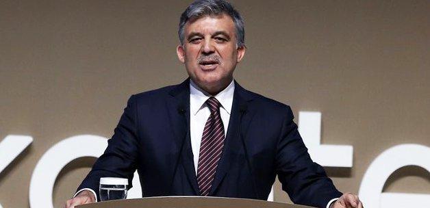 Abdullah Gül'den yeni parti açıklaması