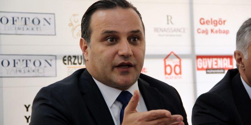 B.B. Erzurumspor'dan küfür eden taraftarlara karşı ilginç yöntem