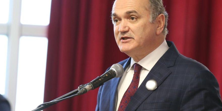 """Bakan Özlü: """"Evet kadar hayır oyları da muteberdir"""""""