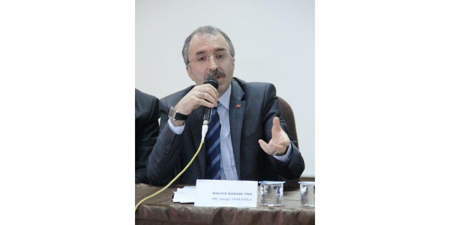 Maliye Bakan Yardımcısı Yavilioğlu, Cumhurbaşkanlığı Hükümet Sistemini anlattı