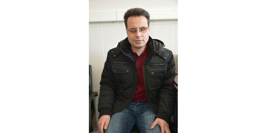 """Görme engelli öğretmen Serkan Çiğdem; """"En büyük engel önyargı"""""""