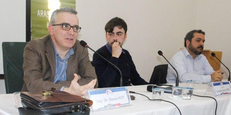 'Suriye-Irak bağlamında Orta Doğu'nun geleceği' paneli
