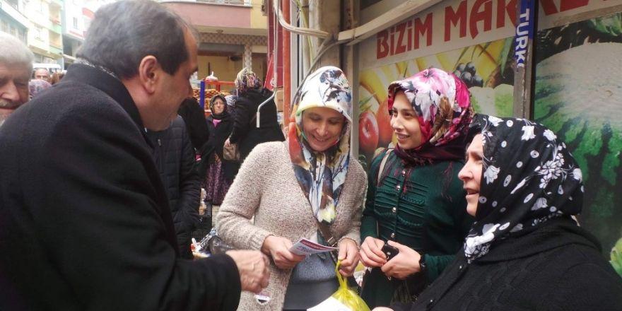 AK Parti'de referandum çalışmaları