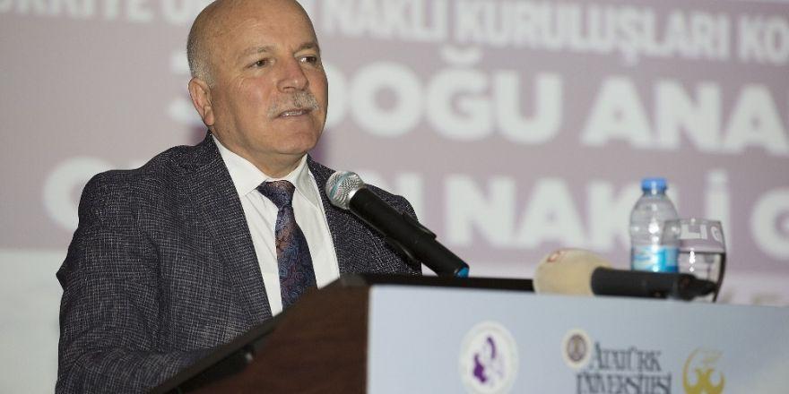 3. Doğu Anadolu Organ Nakli Günleri açılış töreni gerçekleşti
