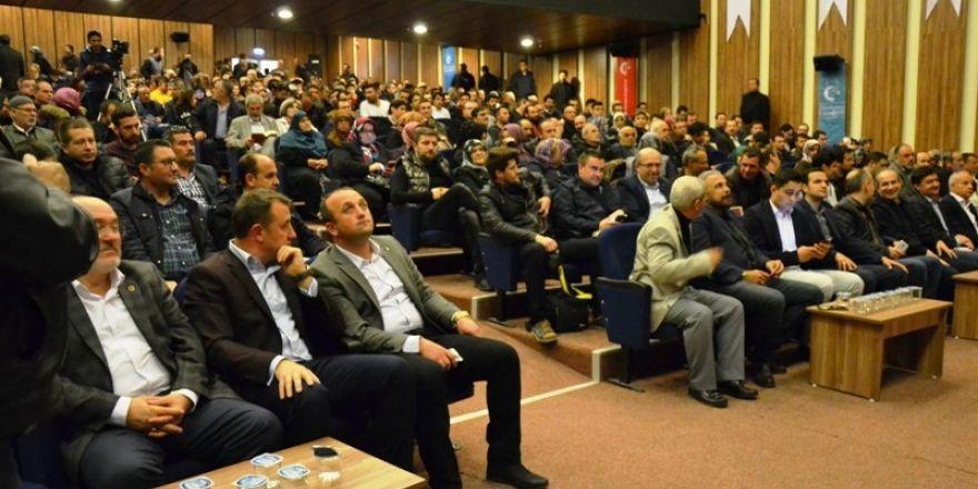 Biga'da 'Darbenin Kayıp Saatleri' konferansı