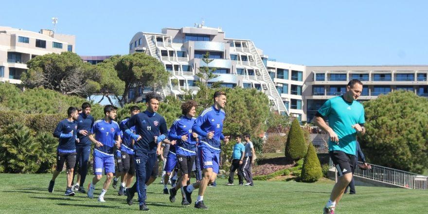 Karabükspor'da, Fenerbahçe mesaisi