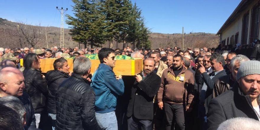 Fidan dikerken kalp krizi geçiren muhtar hayatını kaybetti