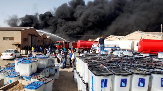 Irak Anayasa Mahkemesi: Seçim sonuçları elle sayılsın kararı doğru