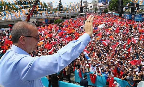 Erdoğan'dan Muharrem İnce'nin polis memuruna küfür ettiği ses kaydına ilk yorum