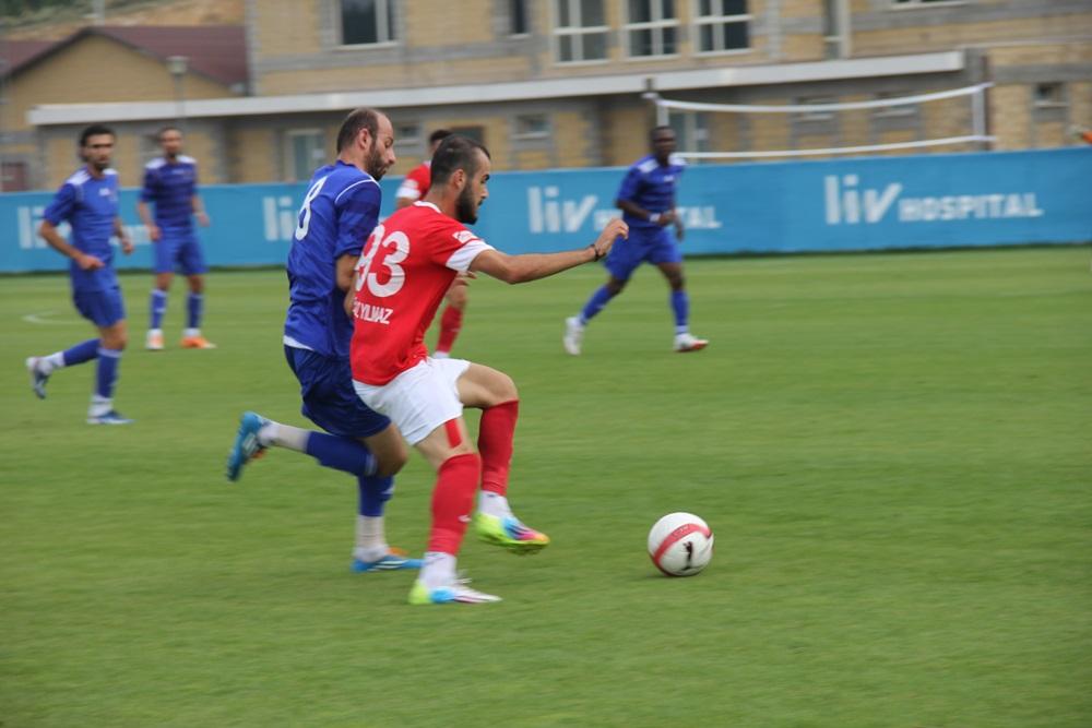 Pendikspor & Gaziantep Büyük Şehir Belediyespor Hazırlık maçı