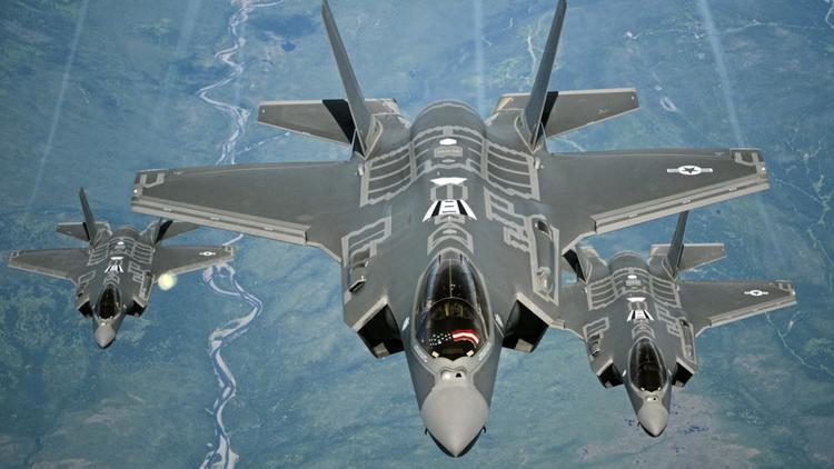 ABD'den Türkiye'ye F-35 hamlesi!