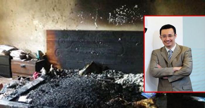 Telefonu şarj olurken patladı hayatını kaybetti!
